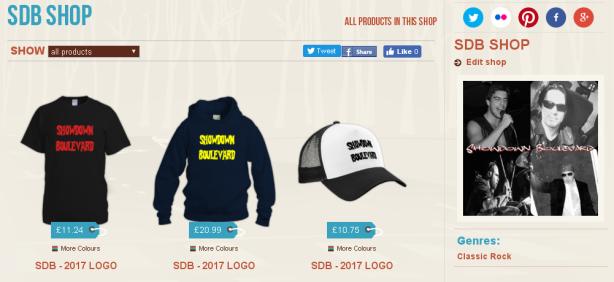 sdb shop