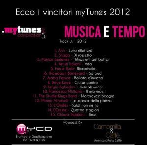 MyTunes 2012
